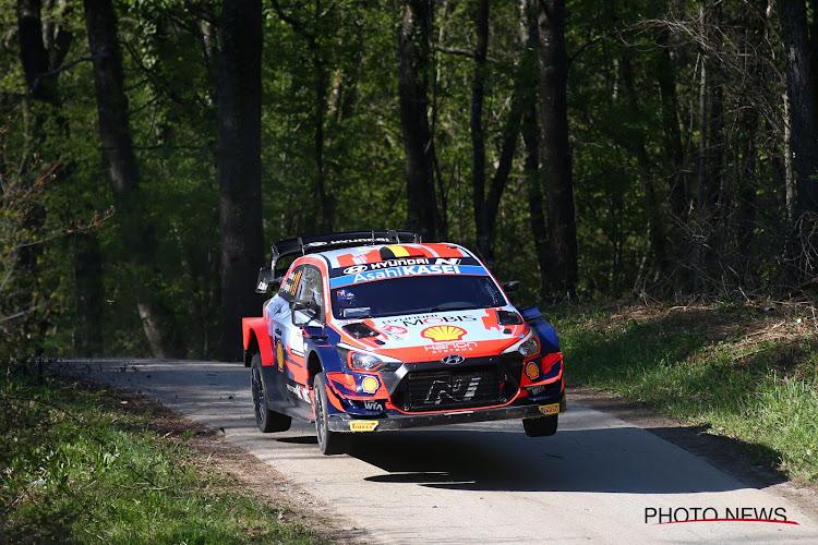 Rally van Ieper op WRC-kalender is voorlopig een éénmalige gebeurtenis