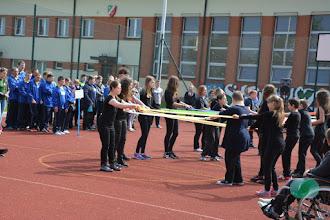 Photo: VIII Mityng Lekkoatletyczny Olimpiad Specjalnych przy LKS Słomniczanka