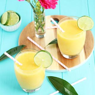 Frozen Mango Margaritas.