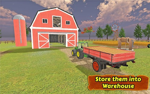 Farming Harvester Season 2016 screenshot