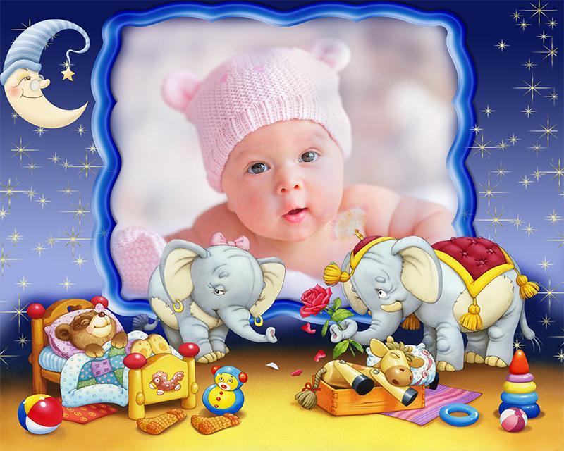 Baby Photo Frames- screenshot