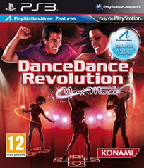 DanceDanceRevolution New Moves .jpeg