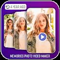 Memories Photo Video Maker - Video Memories Maker icon