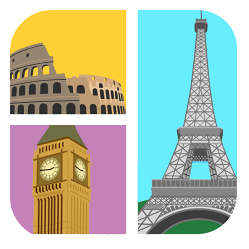 Guess the Place - City Quiz! 益智 App LOGO-硬是要APP