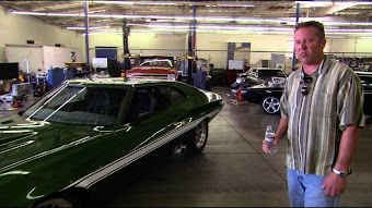 Under the Hood: Muscle Cars