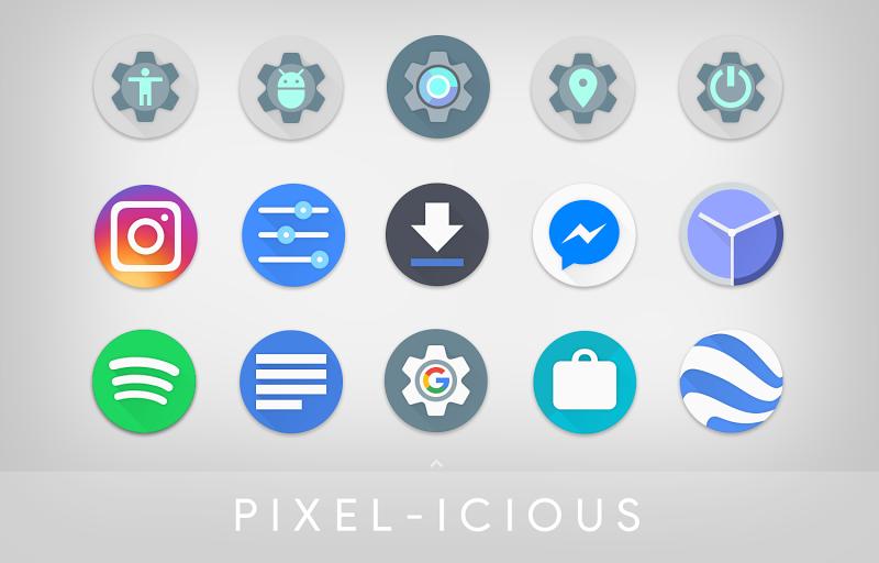 PIXELICIOUS ICON PACK Screenshot 5