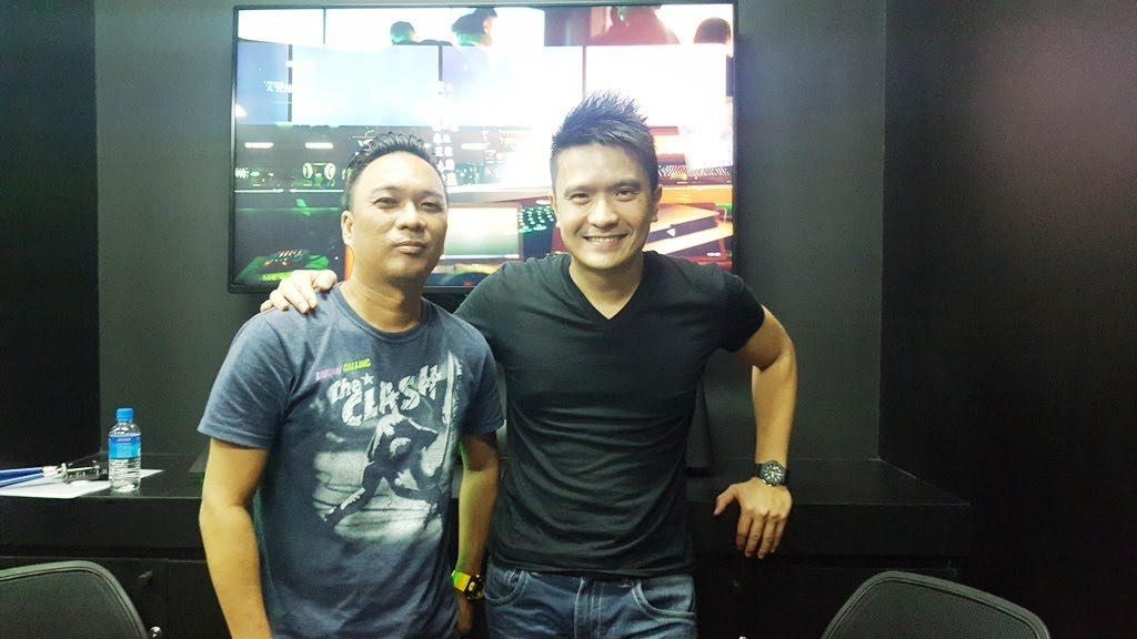 WITH RAZER CO-FOUNDER AND CEO MIN-LIANG TAN