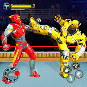 Grand Robot Ring Fighting 2019