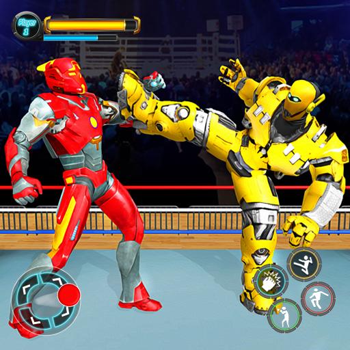 Grand Robot Ring Fighting 2020