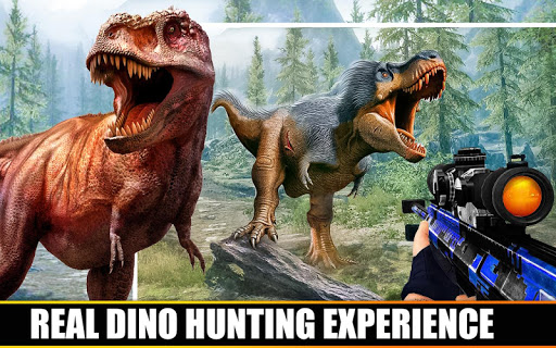 Wild Animal Hunt 2020: Dino Hunting Games  screenshots 1