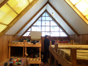 Photo: Gipfelhütte