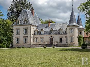 château à Autun (71)