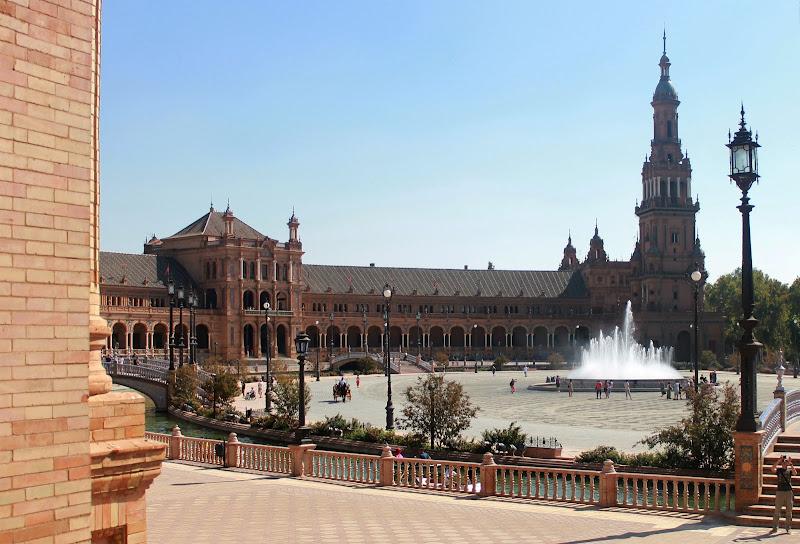 Plaza de España - Sevilla di Lela69