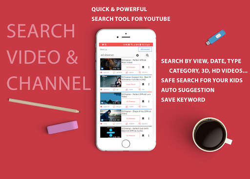 Video Manager for Youtube 2.4 screenshots 1