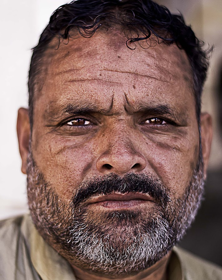 Pathan 2 by Danny Ugaddan - People Portraits of Men ( pwcfaces )