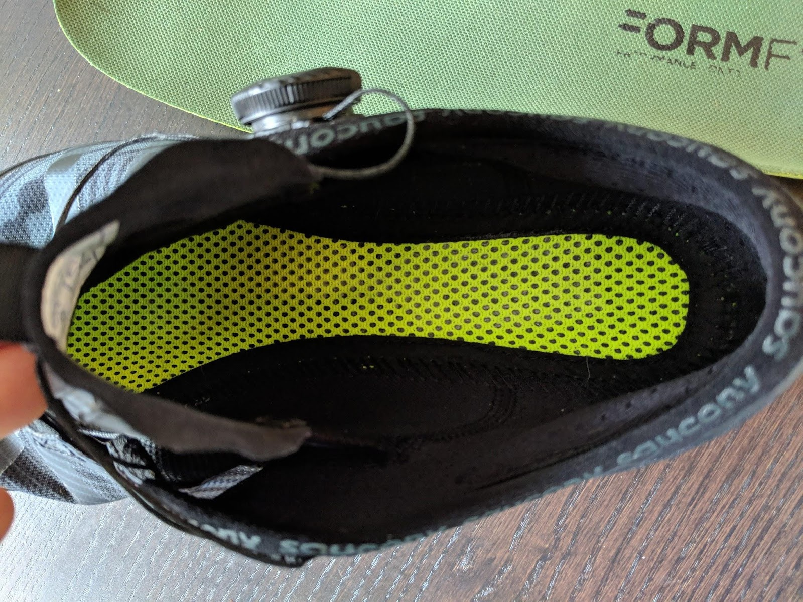 553405653 Road Trail Run  Saucony Swtichback ISO Review  Innovative