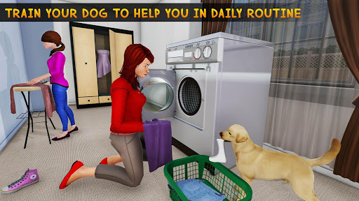 Family Pet Dog Home Adventure Game 1.1.2 screenshots 3