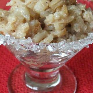 Nueva Cocina's Caribbean Coconut Rice Pudding