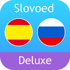 Spanish <> Russian Dictionary Slovoed Deluxe icon