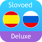Spanish <> Russian Dictionary Slovoed Deluxe