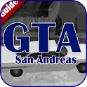 Free GTA San Andreas Cheat icon