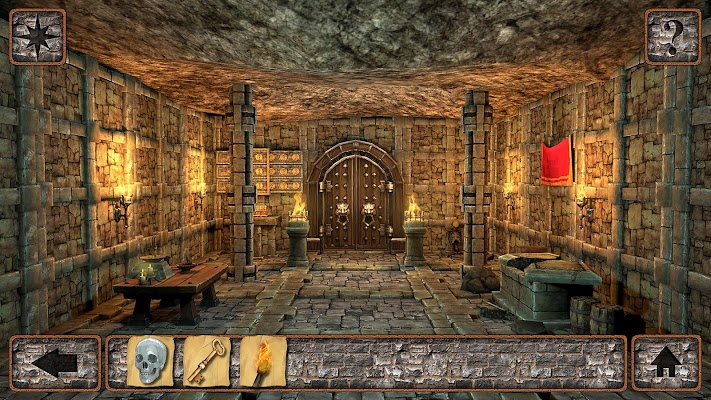 Cryptic Labyrinth - screenshot
