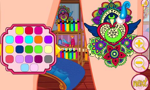 Princess tattoo artist Apk Download 18