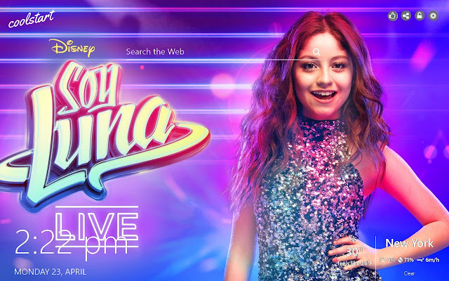 Soy Luna HD Wallpapers TV Series Theme