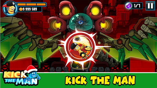 Kick the Man - Free shooting Action platformer cheat screenshots 2