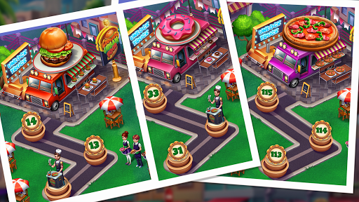 Cooking Urban Food - Fast Restaurant Games apkmr screenshots 23