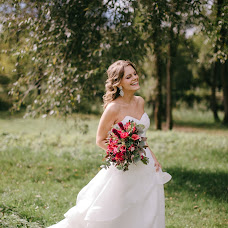 Wedding photographer Oksana Kuchmenko (milooka). Photo of 17.01.2017