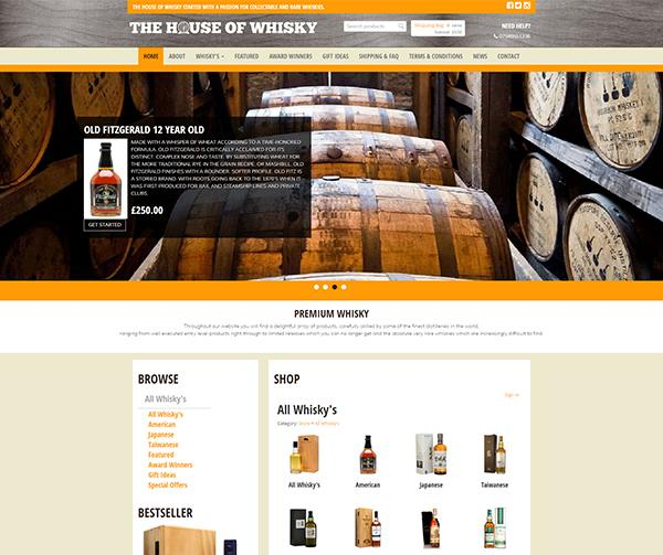 the house of whisky