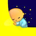 Baby Sleep 🍼 White noise lullabies for newborns icon