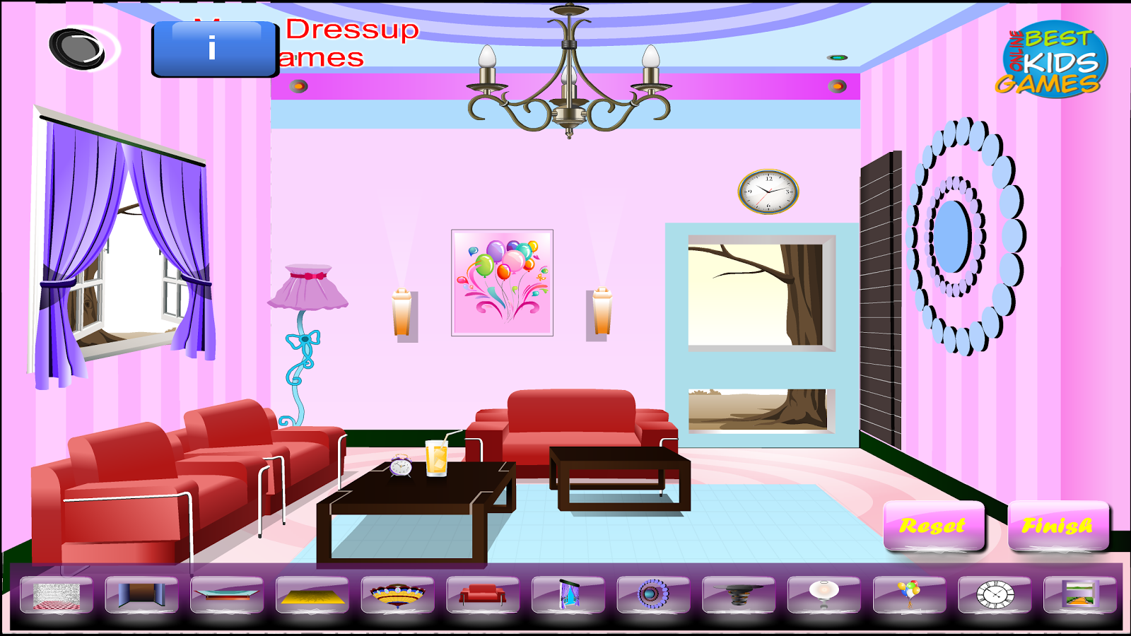 Barbie room decoration android apps on google play for Decoration barbie