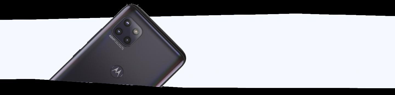Moto G phones promotion.