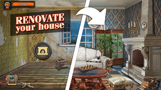 Hidden Object Games: Mystery of the City apklade screenshots 2