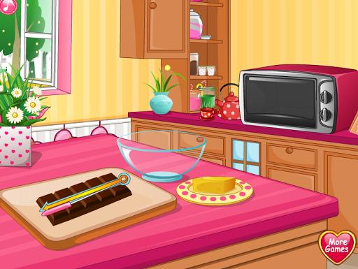 brownie maker meiden spelletje