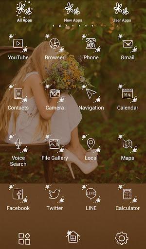 Vintage Bouquet +HOME Theme 1.0.0 Windows u7528 3