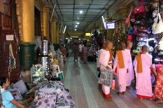 Photo: Year 2 Day 55 - Corrider in Mahamuni Paya #3