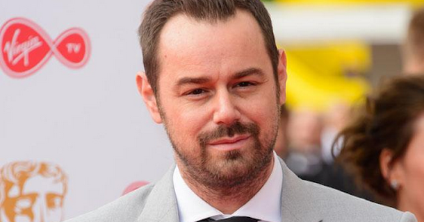 Danny Dyer loves spiders