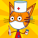 Kid-E-Cats Animal Doctor Games for Kids・Pet Doctor icon