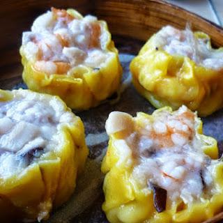 Seafood Siomai