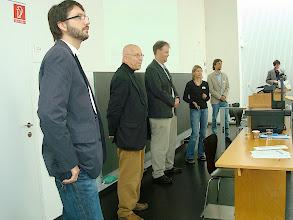 Photo: Damien Carron, Tapio Onnela, Gerold Ritter, Kristina Isacson, Patrick Kupper