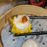 Michelin star dim sum at Tim Ho Wan in Hong Kong in Hong Kong, , Hong Kong SAR