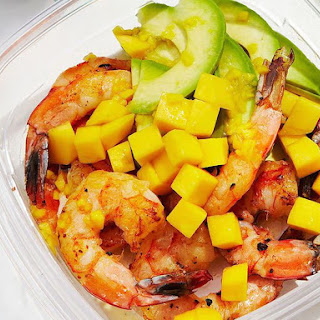 Avocado & Shrimp Bowl