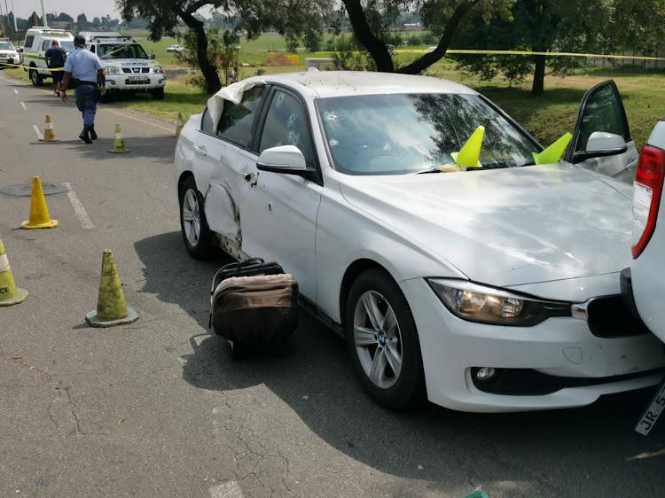 28s gang boss Ernie 'Lastig' Solomon killed in Gauteng hit