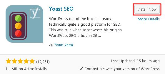 cara membuat sitemap di wordpress