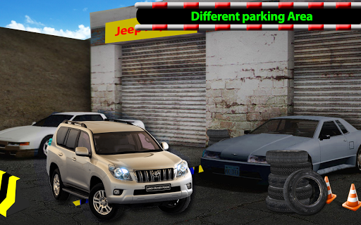 Modern Jeep Parking 4x4 1.0.1 screenshots 4