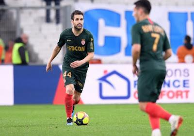 Cesc Fabregas explique pourquoi il a choisi de rejoindre Monaco