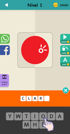 Logo Test: Brazil Brands Quiz, Guess Trivia Game 1.1.2 screenshots 3